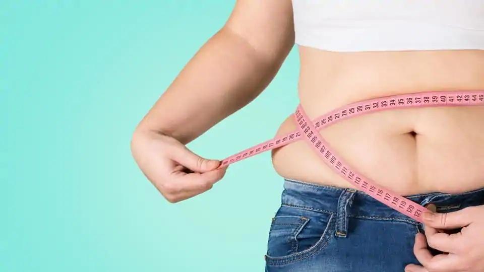 nadváha, obezita, podkožní tuk